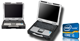 Portable Toughbook CF-31mk4 Standard avec linux assemblé sur mesure - Distributeur Toughbook